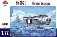 Гидросамолет He 60C-D 1/72 AIM 7201