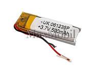 Аккумулятор Li-pol универсальный 06*12*35 3.7v