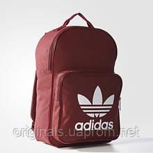Рюкзак Адидас Ориджинал с принтом на кармане Classic Trefoil Backpack BP7303