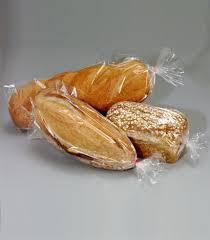 Полипропиленовые прозрачные ВИКЕТ пакеты для упаковки продуктов (хлебобулочные изделия)