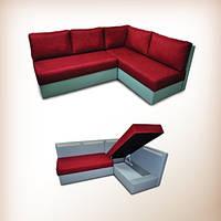 Угловай диван =Калифорния=2000х1400мм С.м.1300х1900мм