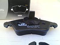 Тормозные колодки Mercedes Sprinter (1995 ― ). Передние. Roadhouse Испания