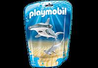 Конструктор Playmobil 9065 Рыба-молот с детенышем