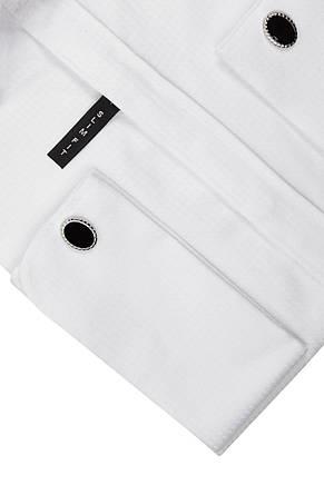 Белая рубашка KS 902-1 разм. XL, фото 2