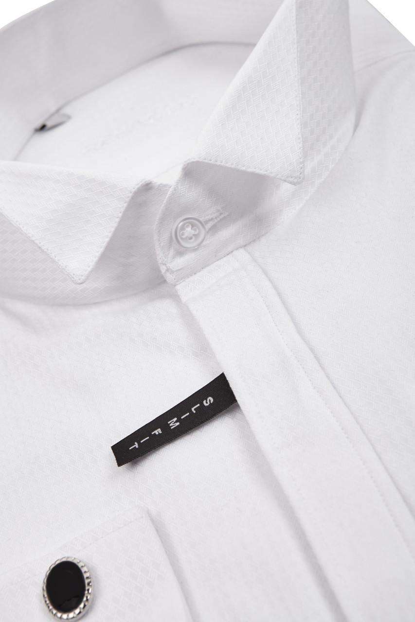 Белая рубашка KS 902-1 разм. XL