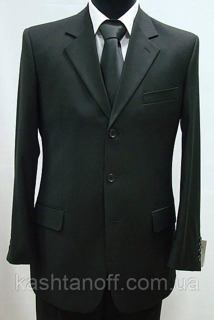 Чёрный костюм