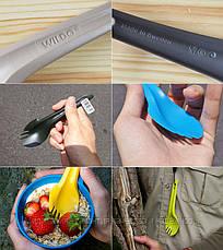 Ложка вилка нож Wildo Spork 15814, фото 3