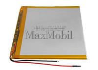 Аккумулятор Li-pol универсальный 40*113*120 3.7v