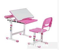 Парта со стульчиком FunDesk Cantare Pink