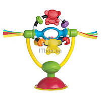 Развивающая игрушка Playgro на стульчик с присоской (182212)