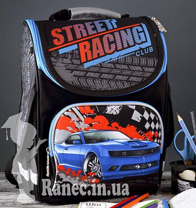 713e0bde6cea Рюкзак каркасный Smart 554515 PG-11 Street racing, 34*26*14 по 777 ...