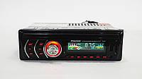 Автомагнитола пионер Pioneer 1581BT Bluetooth Usb+RGB подсветка+Fm+Aux+ пульт, фото 3