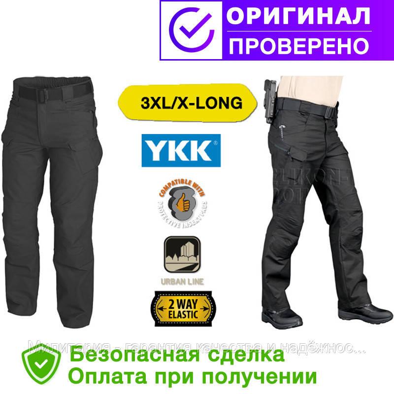 Брюки (штаны) Helikon-Tex Urban Tactical Pants Black 3XL/x-long (SP-UTL-PC-01)