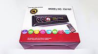 Автомагнитола пионер Pioneer 1581BT Bluetooth Usb+RGB подсветка+Fm+Aux+ пульт, фото 8