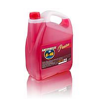 Охлаждающая жидкость Antifreeze G12 Red TM Premium 5кг.