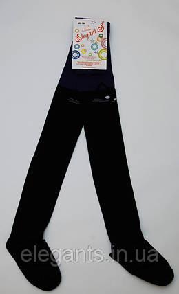Колготки для девочек 128-134 см./ 8-9 лет /90% хлопок, фото 2