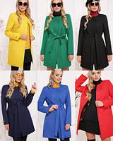 Пальто женское демисезонное №337 (р.42-48)