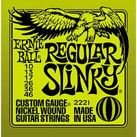 ERNIE BALL Струны ERNIE BALL  Rock n Roll classic