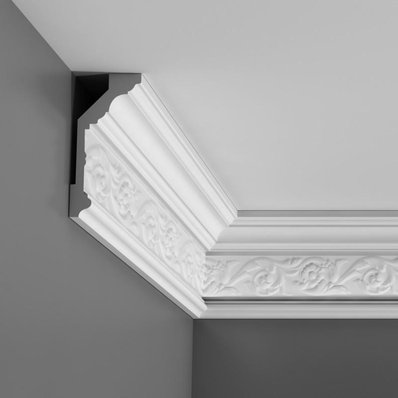 Лепнина Орак декор C303 Карниз с орнаментом Orac Luxxus