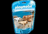Конструктор Playmobil 9069 Тюлень с детенышами