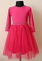 Детское платье нарядное для девочки 128размер, фото 1
