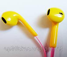 Беспроводные bluetooth наушники с микрофоном, AD-022, розовые, фото 2