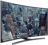 Телевізор Телевизор Smart TV 4k Samsung UE40JU6550 Вигнутий