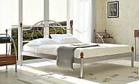 Кровать металлическая Франческа двуспальная