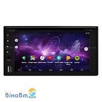 Медиа-ресивер (DVD/USB/SD автомагнитола) Gazer CM6006-100D с GPS, Wi-Fi и Bluetooth