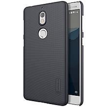 Чехол накладка Nillkin Super Frosted для Nokia 7 черный