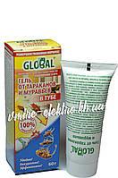 Global гель в тубе от тараканов и муравьев 60 грамм