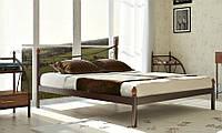 Кровать металлическая Калипсо двуспальная