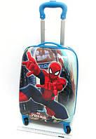 """Детский чемодан дорожный на колесах 16"""" «Человек Паук» Spider Man - 3, 520382"""
