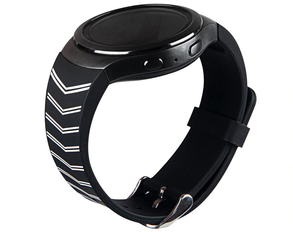 Силиконовый ремешок для Samsung Gear S2 Sports SM-R720 / SM-R730 Strip