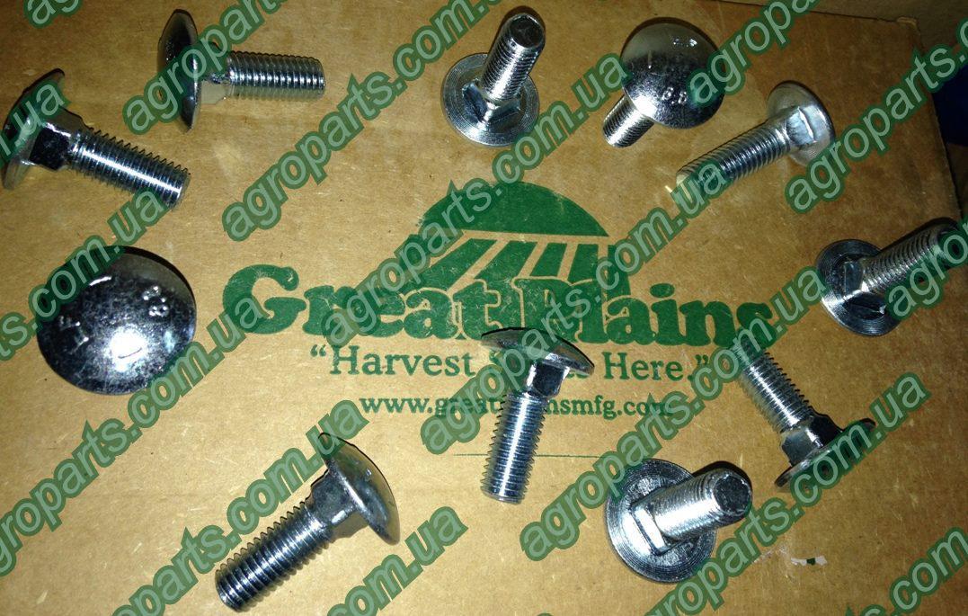 Болт 802-270C c квадратом GREAT PLAINS bolt RHSNB  802-270С