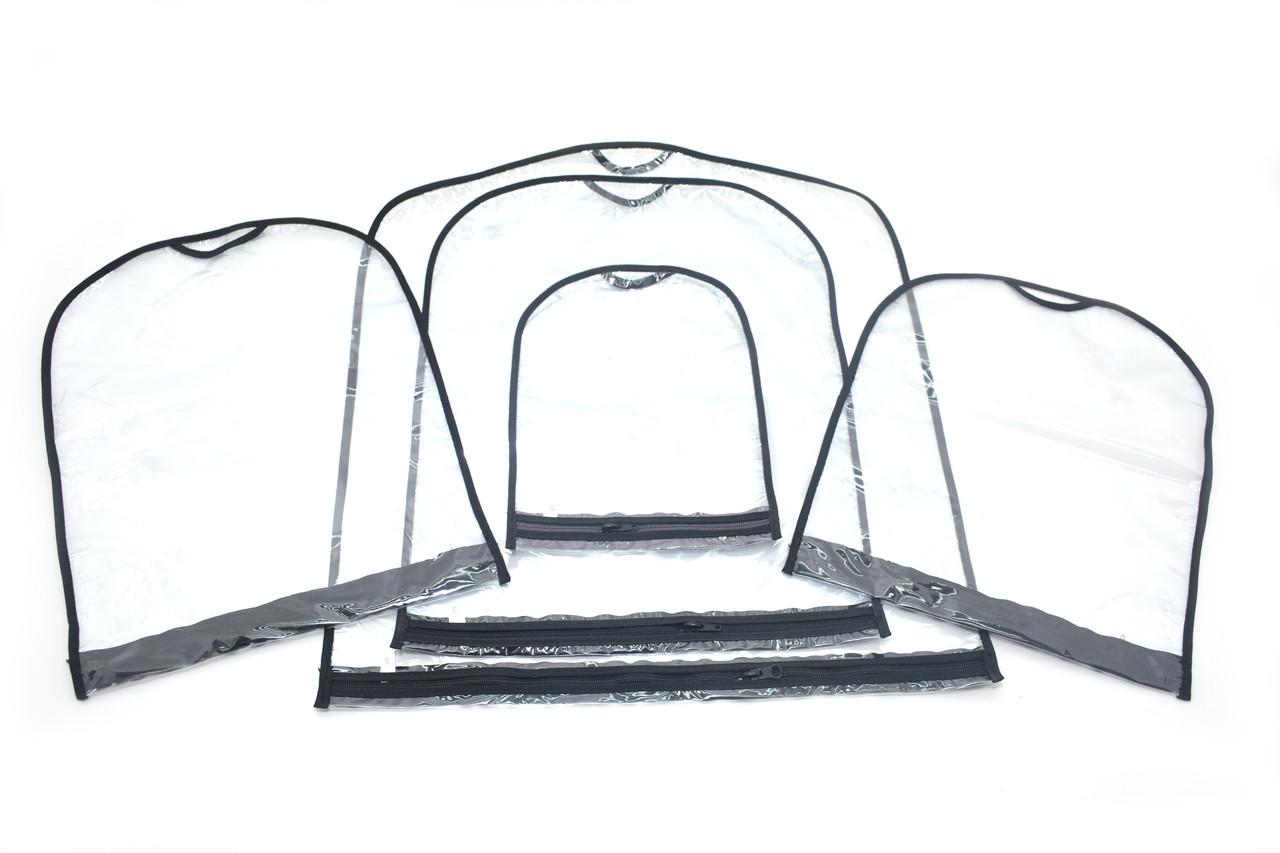 Пошив упаковок чехлов для одежды
