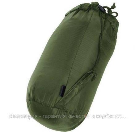 Спальный мешок Mil tec Commando Olive ( - 10 °C) с чехлом (14102001), фото 2
