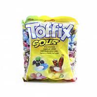 Жевательные конфеты Toffix