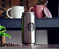 Кружка банка Starbucks Старбакс термокружка 450 мл
