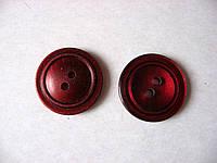 Набор пуговиц, 2 штуки, 23 мм