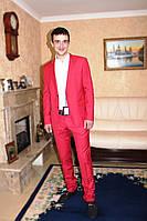 Мужской костюм на свадьбу или выпускной вечер