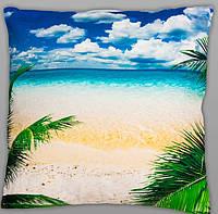 """Подушки для декора """"Тропический рай"""" 45х45 см"""