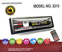 Магнитола Pioneer 3215 USB,SD карта,ПУЛЬТ,AUX+FM (4x50)