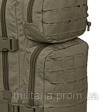 Штурмовой (тактический) рюкзак ASSAULT LASER CUT Mil-Tec by Sturm 20 л. (14002601), фото 3