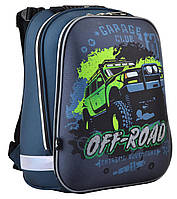 Рюкзак каркасный школьный H-12 Off-road