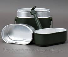 Армейский котелок Бундесвер MIL-TEC Olive (14664000), фото 2