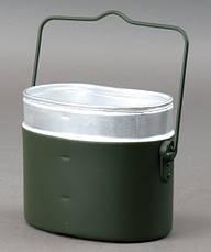 Армейский котелок Бундесвер MIL-TEC Olive (14664000), фото 3