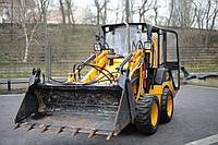 Экскаватор-погрузчик JCB 1 CX 2007 года, фото 1