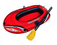 Надувная лодка с веслами Kondor 1000 BestWay (6 шт/уп)