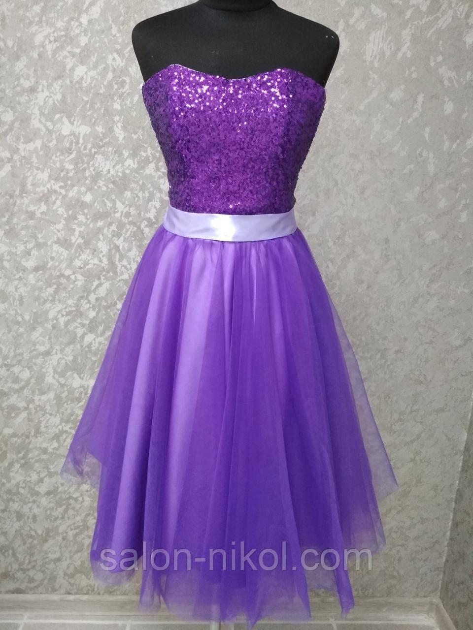 Вечернее, выпускное платье 17-05